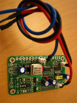 Neu! Tentlabs XO2.2 Clock Oszillator Upgrade
